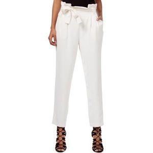 RACHEL Rachel Roy Paper Bag Trouser Ankle Pants 4
